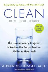 Jacket Image - Clean Expanded Edition by Alejandro Junger, MD