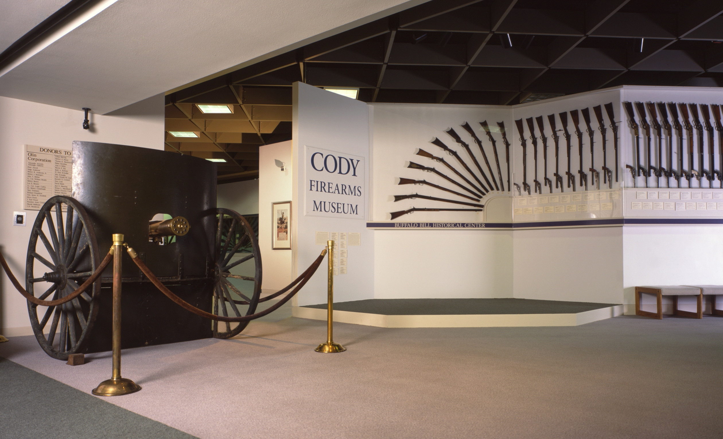 Famous Winchester And Savage Firearms Headed To Exhibit At