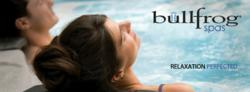 Bullfrog Spas Facebook Cover
