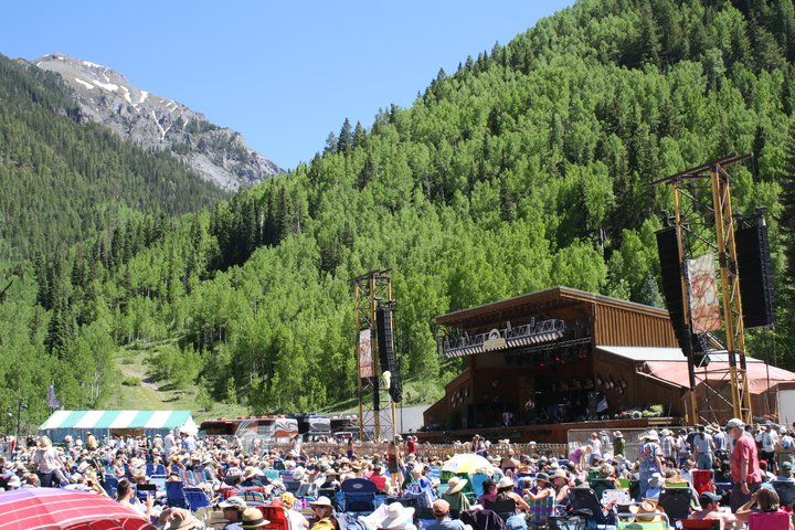 The 39th Annual Telluride Bluegrass Festival Set For June