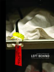 "Book cover for ""Left Behind: Life and Death Along the U.S. Border"""