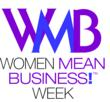 Women Mean Business! Week logo