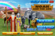 Listen, touch, tap and smile to BibleKids 3D books, now on the iPhone