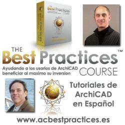 Tutoriales ArchiCAD | Curso de ArchiCAD | Mejores Prácticas de ArchiCAD