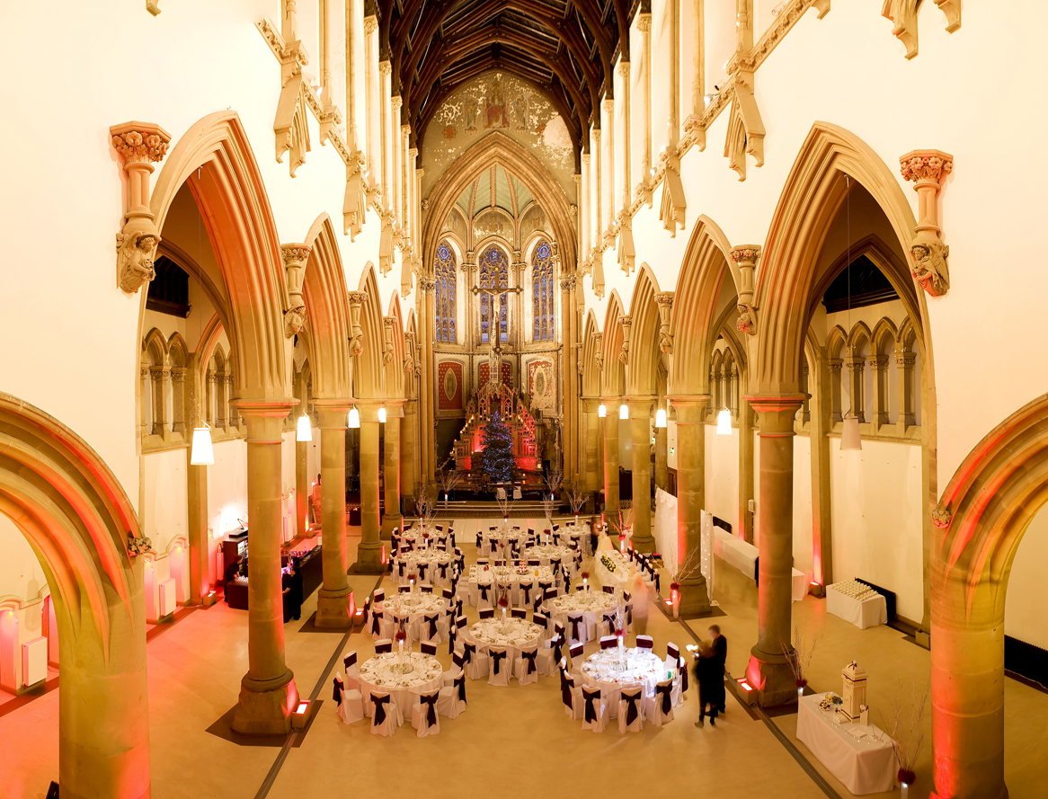 Stunning Wedding Photography By James Broome PhotographyThe Monastery Manchester In Gorton Is A Truly Venue