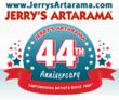 Jerry's Artarama - Celebrating 44 years of serving artists, teachers and instructors with low priced art supplies