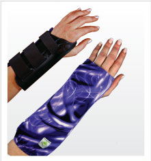 Arm Cover Showing Before and After Results