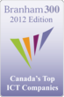 Trilogy Software wins Branham300 Top 25 ICT Up and Comer TaxCycle DoxCycle