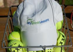 Tennis Lessons, Tennis Coach, Tennis Instructor, Tennis Player, Tennis Hat, MyTennisLessons