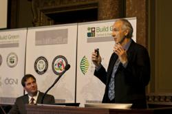2010-First green building conference of Central and Eastern Europe