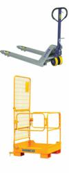 Wesco Manufacturing material handling products are now available from Salesmaster