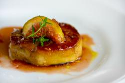 Foie Gras Recipes: Foie Gras with Fig and Thyme