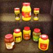Weber's offers a line of Mustards & Relishes