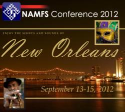 Visit NAMFS.org for 2012 NAMFS Conference Details!