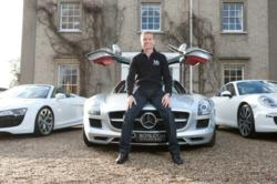David Coulthard Joins Best of the Best