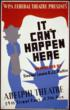 """It Can't Happen Here,"" 1936 Poster, Library of Congress Prints and Photographs Division"