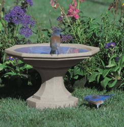 Newton Bird Bath #1218