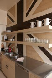 Tinsley Hutson-Wiley and Allison Bloom pantry in 2012 San Francisco Decorator Showcase