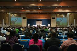 Almost 900 delegates from more than 60 countries gathered today for the inaugural session of the 7th World Congress for Religious Freedom in Punta Cana, Dominican Republic.