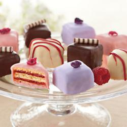 recipe: harry and david petit fours [4]