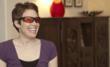 Kerrie Smyres in her TheraSpecs