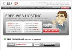Free Web Hosting by Biz.nf