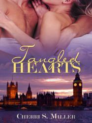 Author Cherri Miller Dallas TX in her debut novel erotica-romance-love book