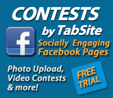 Socially Engaging Facebook Page Contests by TabSite