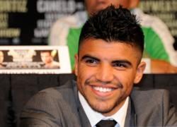 Former Welterweight Boxing Champion Victor Ortiz