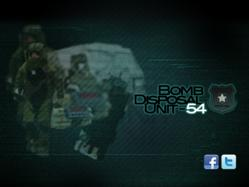 Bomb Disposal Unit 54, the latest release from AppStart.
