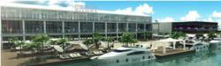 Forman's Fish Island Riviera: yachts, hospitality and beach club
