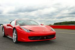 Ferrari driving experience from Experience Mad