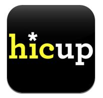 Meet new people with shared interests using hicup!