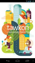 tawkon, radiation, android, cancer, cell phone,