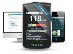 Telcare's Wireless Diabetes Solution