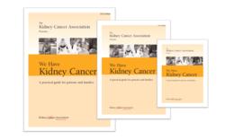 We Have Kidney Cancer