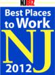 Teknicks Best Place to Work in NJ 2012