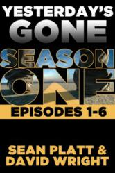 Yesterday's Gone: Season One Book Cover