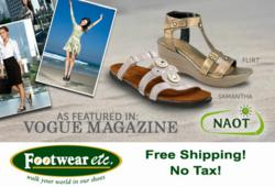 Shop the entire collection of Naot Shoes at Footwear etc.