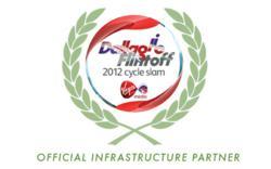 Dallaglio Flintoff Cycle Slam 2012