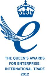 Colortrac receive Queens award