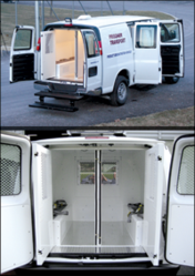 Protect Officers and Safely Transport Inmates with Havis Prisoner Transport Systems