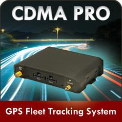 CDMA PRO - GPS Fleet Tracker