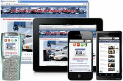 OnTheSpotCraneServices.com: Mobile-Friendly Semantic Web 3.0 Design