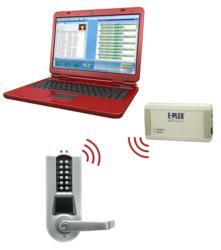 Kaba Wireless Access Control System