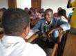 Volunteer Ministers workshop.
