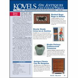 Kovels on Antiques and Collectibles May 2012 issue