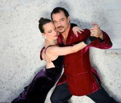 Gayle Madeira and Sidney Grant, the 2011 USA Tango Champions, will teach and perform Argentine tango on Saturday, April 21 and Sunday, April 22, 2012 in the first full event of the new Saugerties Performing Arts Factory in Saugerties New York