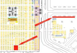 Extreme Engineering Indoor & Outdoor booth locations at IAAPA 2012, Orlando FL