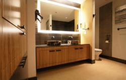 Condo bathroom remodel in Portland's Pearl District